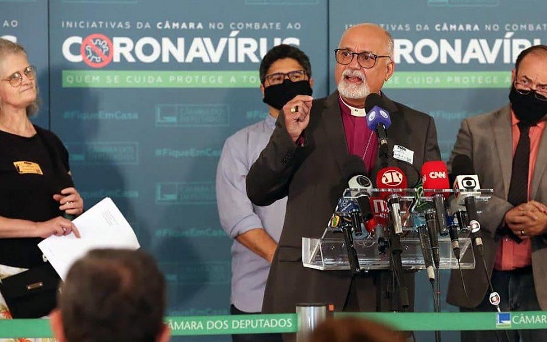 Religiosos apresentam 62º pedido de impeachment de Jair Bolsonaro